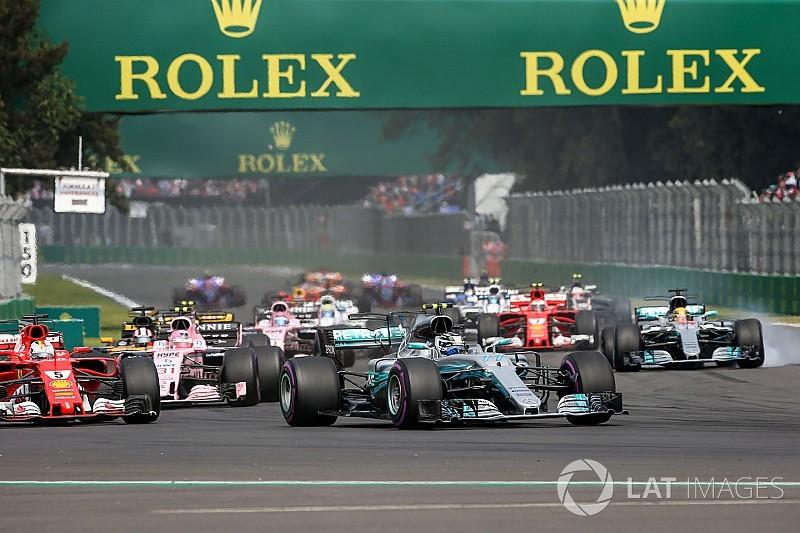 La F1 desvela detalles de sus planes para el motor de 2021