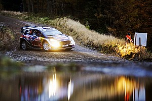 WRC レグ・レポート WRCイギリス:オジェが5度目のタイトル獲得! エバンス母国で初勝利