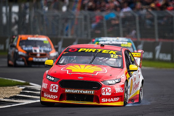 Coulthard not giving up on Supercars title fight