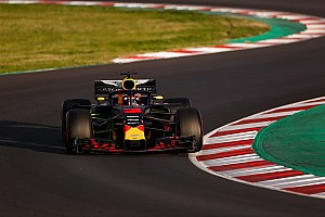 Red Bull: RB14 giving nothing away in corners