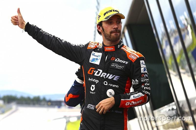 Jean-Eric Vergne continua l'avventura con la G-Drive Racing anche nel 2019
