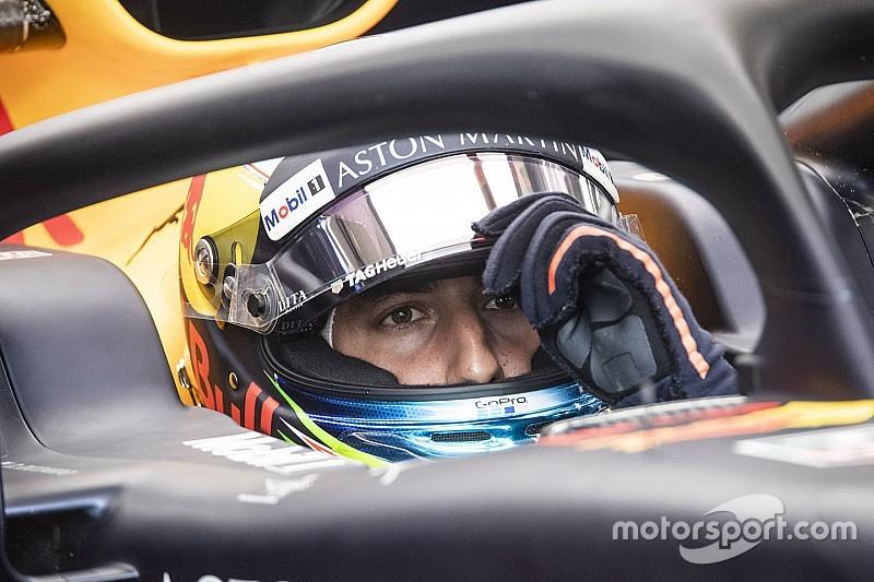 Üzgün Ricciardo: Red Bull'dan ayrılma vaktim gelmişti