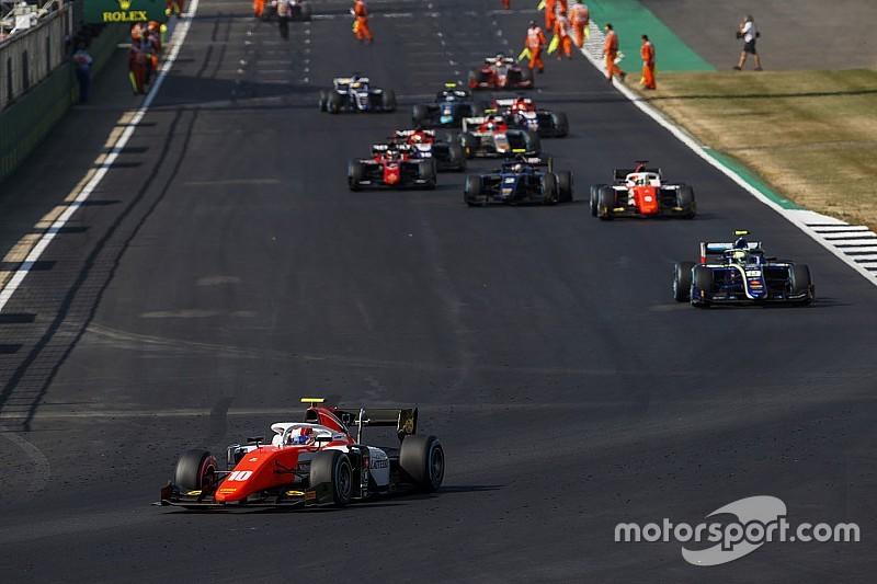 Formel 2: Startprobleme laut Rennleiter Whiting
