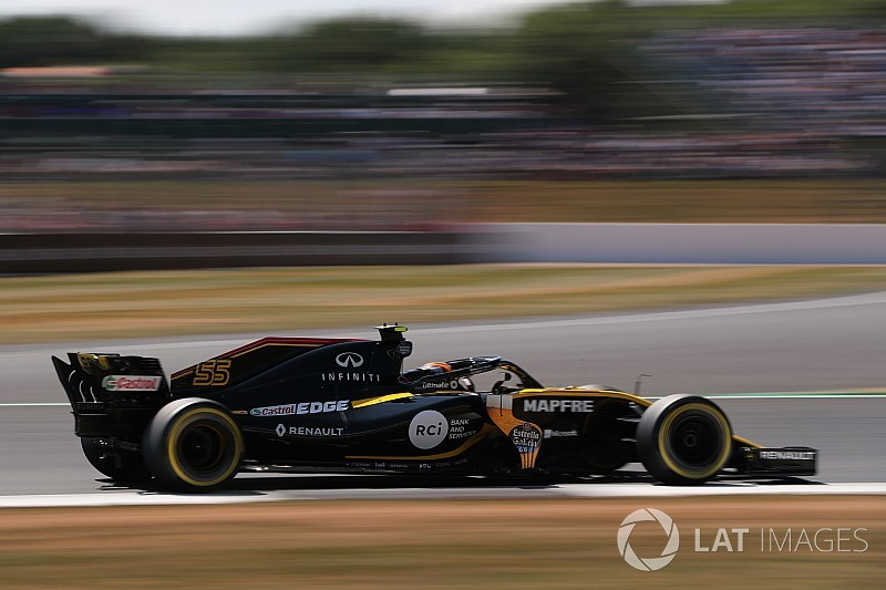 """Austria tyre """"shock"""" triggered Renault's Silverstone strategy"""