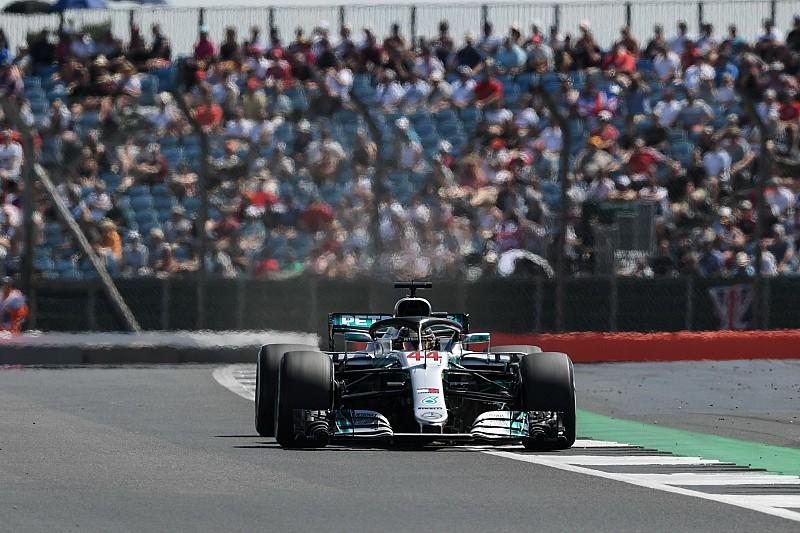 Blistering, Strategie: So will Mercedes in Silverstone Ferrari knacken