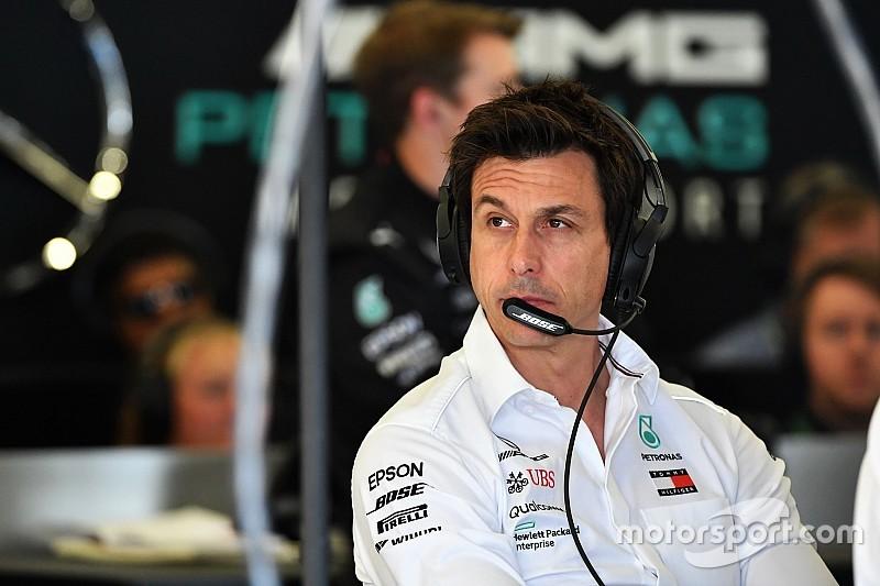 Wolff over incidenten Ferrari: