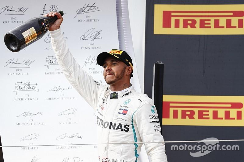 У Британії повідомили про 40-мільйонний новий контракт Хемілтона з Mercedes