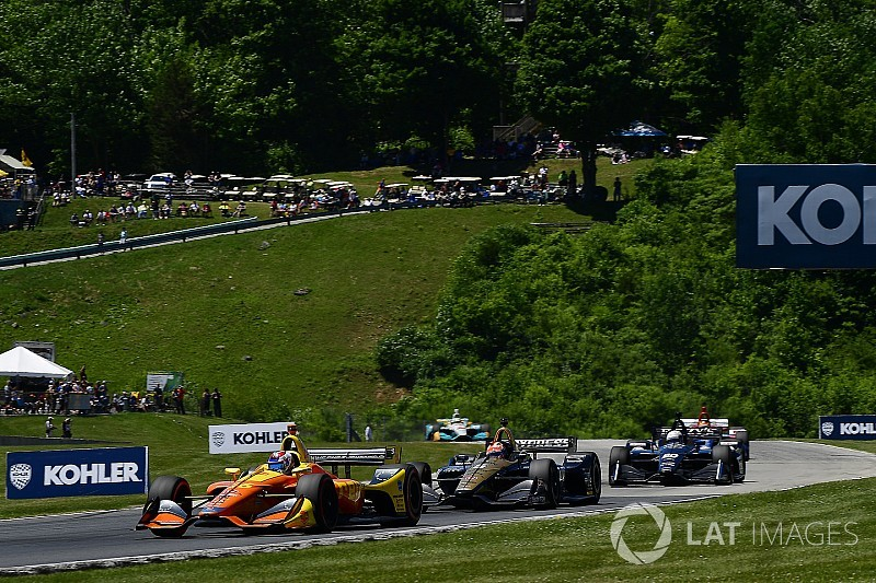 IndyCar to race at Road America through 2021