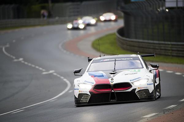 Le Mans BMW admits it was