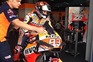 """MotoGP Noticias de última hora Marquez: """"El mejor regalo que me han hecho ha sido una puesta a punto"""""""