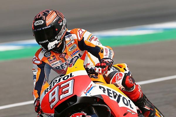 MotoGP Reactions Marquez jelaskan keuntungan tes di sirkuit baru
