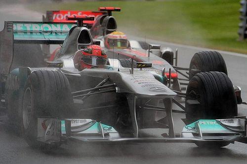 Pourquoi Schumacher a raté son retour chez Mercedes