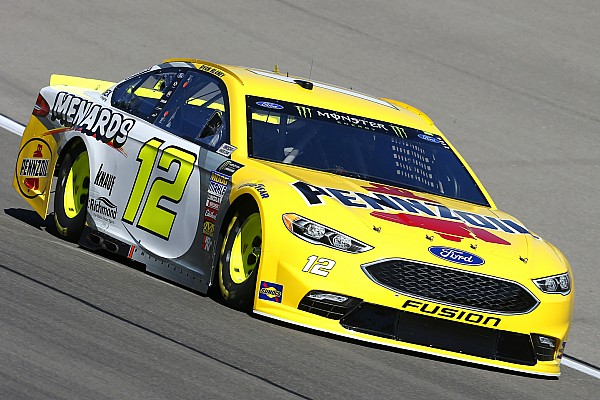 NASCAR in Las Vegas: Ryan Blaney souverän auf Pole-Position
