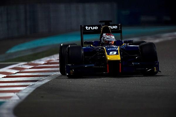 FIA F2 F2 Abu Dhabi testini Albon ilk sırada tamamladı