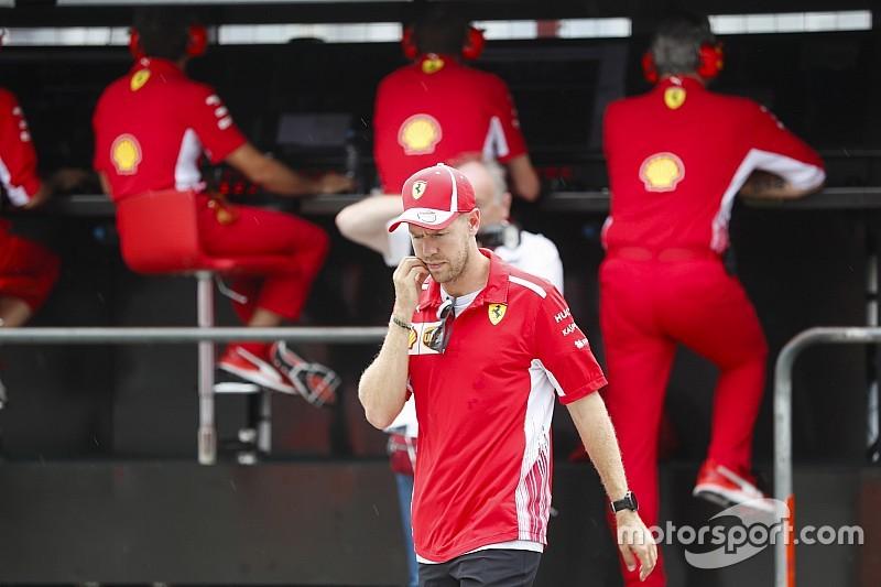 Ferrari debió hacer más por ayudar a un Vettel