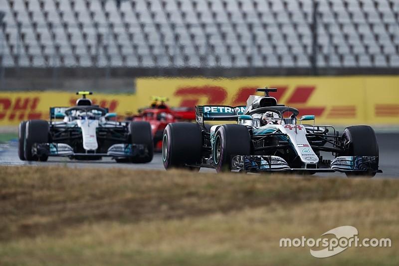 «Понимаю решение Mercedes запретить пилотам бороться». Блог Петрова