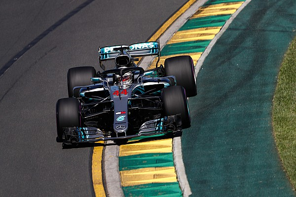 Formula 1 Prove libere Melbourne, Libere 2: Verstappen fra le Mercedes, Raikkonen è vicino