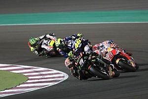 MotoGP 速報ニュース 開幕戦で8位のザルコ、終盤でタイヤに問題を抱えていたことを明かす