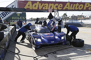 IMSA Breaking news Sebring crash forces Spirit of Daytona to miss Long Beach