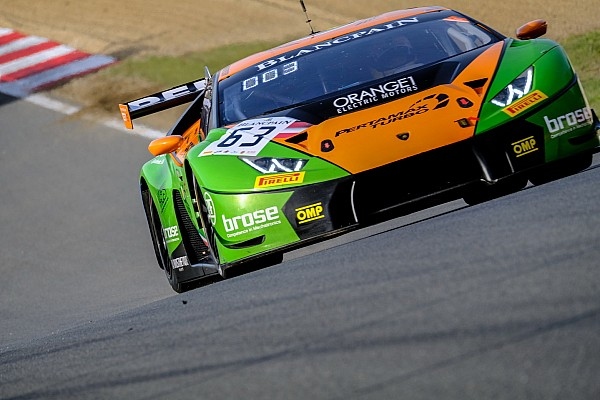 BSS Bortolotti ed Engelhart centrano il successo in Gara 1 a Zolder