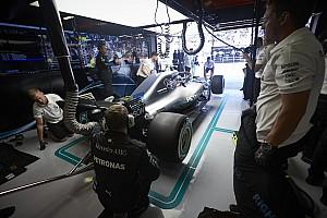 فريق مرسيدس للفورمولا واحد سيدعم مشروع الفورمولا إي
