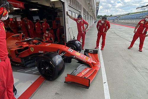 Pirelli a terminé son programme d'essais pour 2022