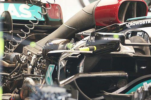 Mercedes, Hamilton'ın güç ünitesinde daha fazla değişiklik yapabilir