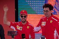 Бинотто: Ferrari уволила Феттеля из-за коронавируса