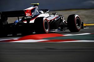 De Vries cierra la pretemporada de la F2 con el mejor tiempo en Barcelona