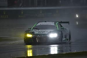 Daytona: penalizzata l'Audi della Montaplast/Land, il 2° posto GTD va a quella della WRT