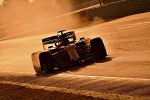 F1 2019: egy teljes onboard kör az új McLarennel a téli tesztről: videó