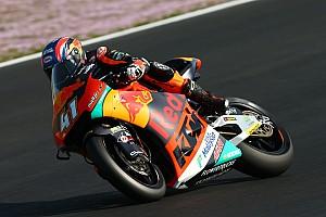 Test Moto2 Jerez: l'ultima zampata è della KTM di Binder, ma