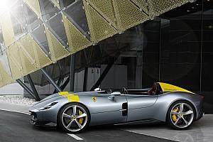 Monza SP1 e SP2: la Ferrari inaugura la serie