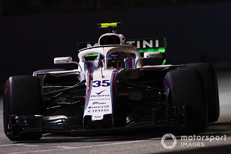 Sirotkin: Guiar carro da Williams foi uma questão de