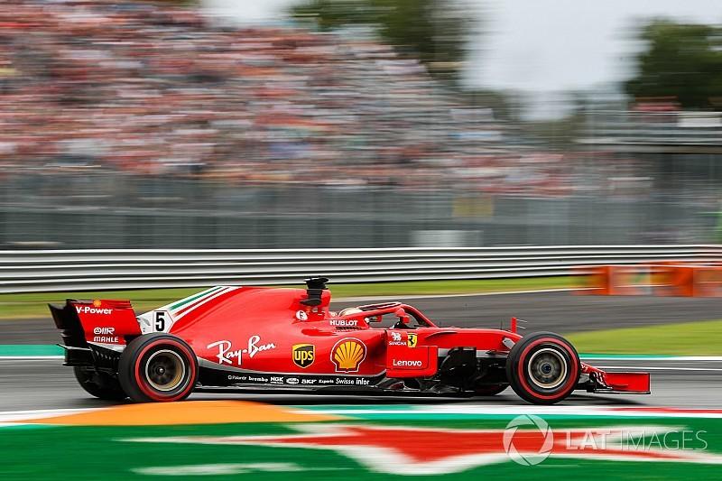 Vettel scherzt nach Abflug: