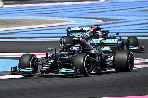 Por qué Mercedes disparó teorías de conspiración con el cambio de chasis