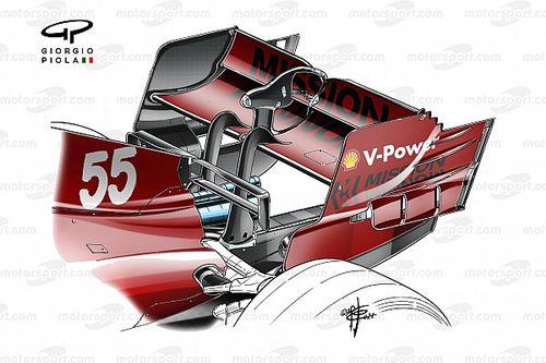 F1: Veja o que as atualizações dos carros na Espanha revelaram
