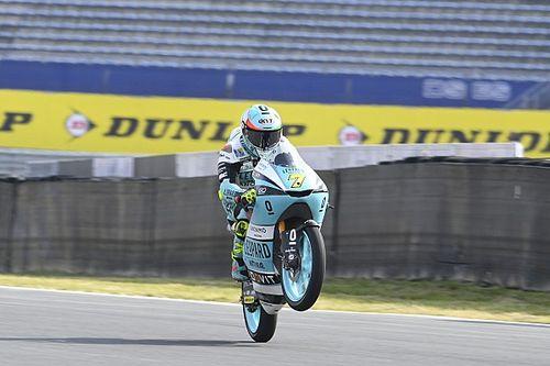 Moto3: Foggia gana a Sergio García en Assen; Acosta, desde el hospital, 4º
