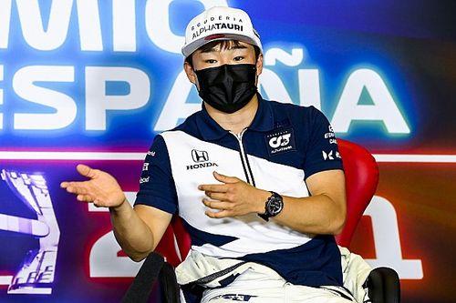 """Tsunoda, Formula 1'e henüz """"alışamamış"""""""