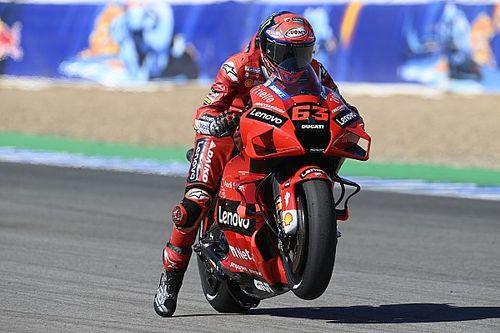 Update Klasemen MotoGP 2021 Usai GP Spanyol: Bagnaia Ambil Alih Puncak