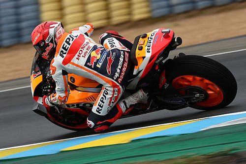 マルケス、フランスGP2列目スタートは「最高の結果」同僚エスパルガロは転倒に悔しさ爆発