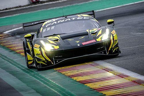 GTWC: Rovera sostituisce Rigon al Nurburgring