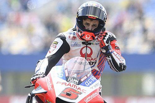 Zarco, 2021 MotoGP sezonu ''beklenenden iyi olsa da'' dinlenemiyor