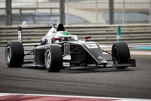 Zoon Trulli pakt Formule 4-titel in Verenigde Arabische Emiraten