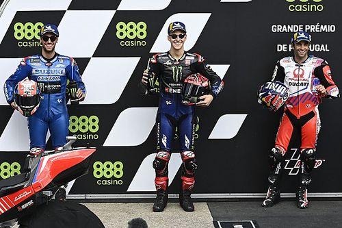 Parrilla de salida GP de Portugal MotoGP