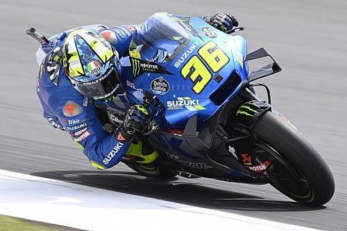 Suzuki becomes fifth marque to commit to MotoGP till 2026