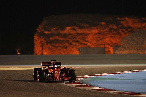 Vettel: el 11° y 12° es más o menos donde pertenecemos en Bahréin