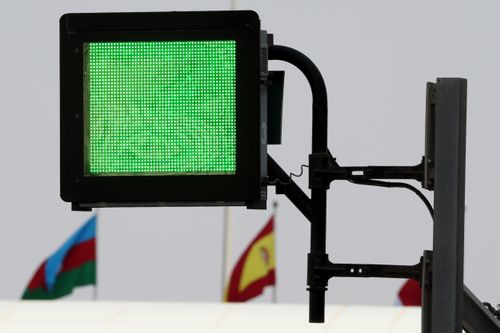 Warning light panels to be mandatory on F1, MotoGP circuits