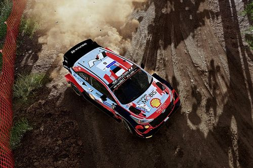 WRC 10 revealed, celebrates 50 years of the championship