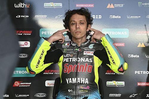 Rossi Berupaya Bangkit dari Mimpi Buruk Covid-19